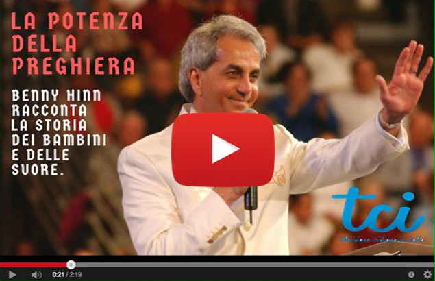 Youtube Benny Hinn