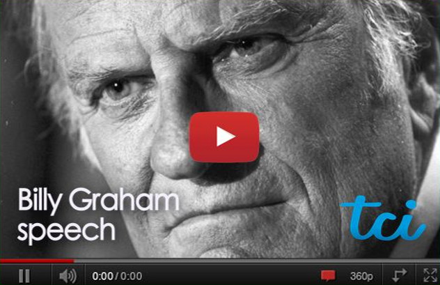 Youtube Billy Graham