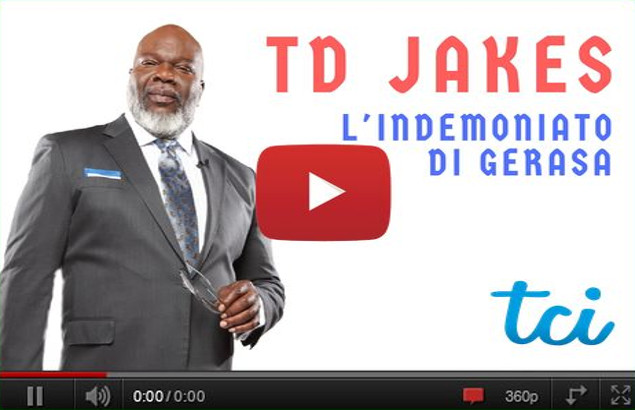 Youtube TdJakes2