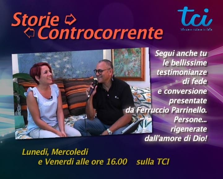 12 Storie Controcorrente Parrinello