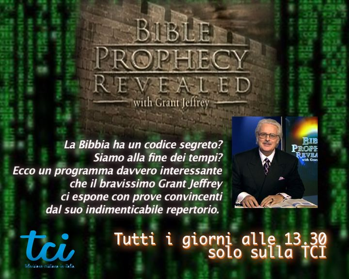 18 Bible Prophecy Revealed Grant Jeffrey