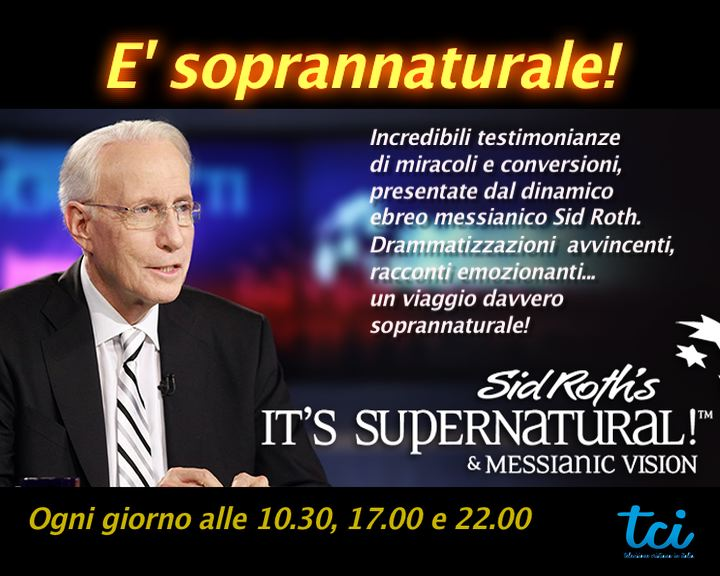 4 Supernatural Sid Roth